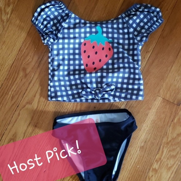 Cat & Jack Other - ⭐host pick! Infant 2 piece bathing suit 👙
